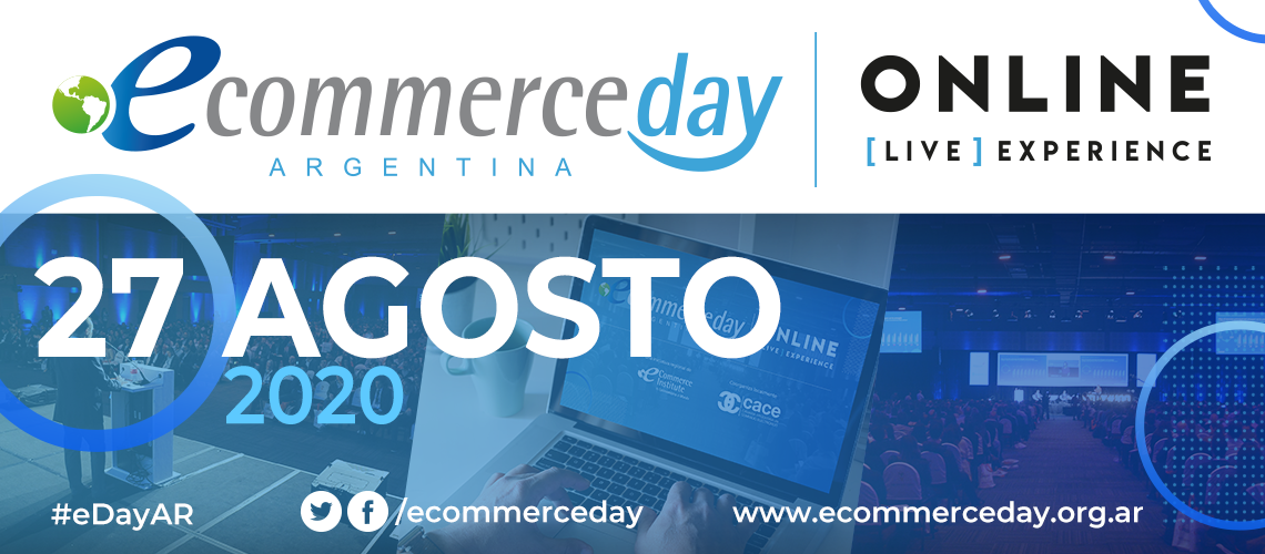 eCommerce Day Argentina - Live Experience