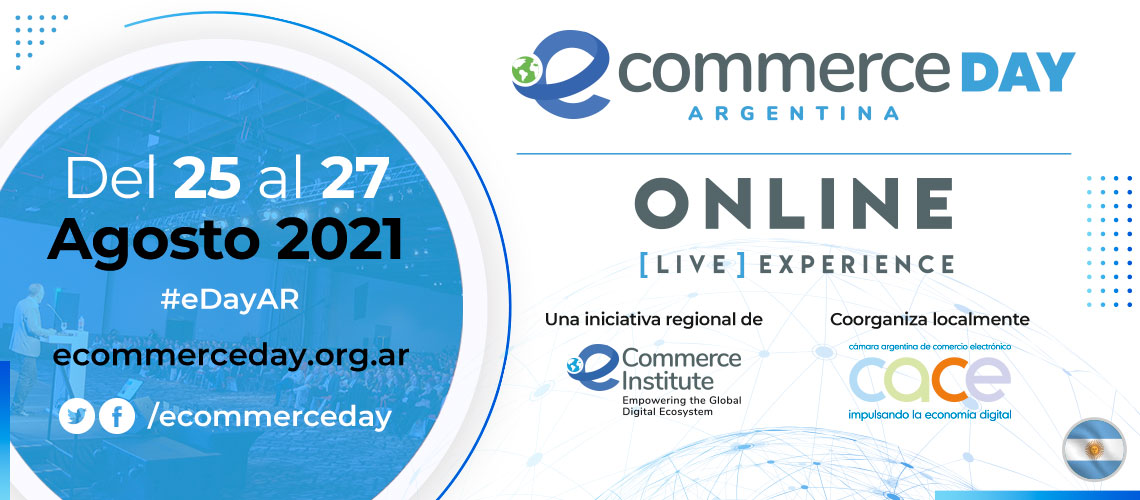 eCommerce Day Argentina - Online Live Experience